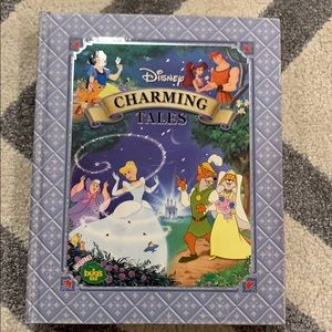 Disney Charming Tales book excellent condition